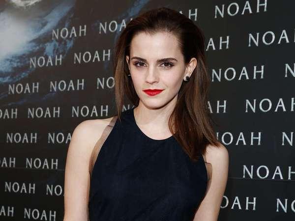 Cantik dan Elegan Emma Watson