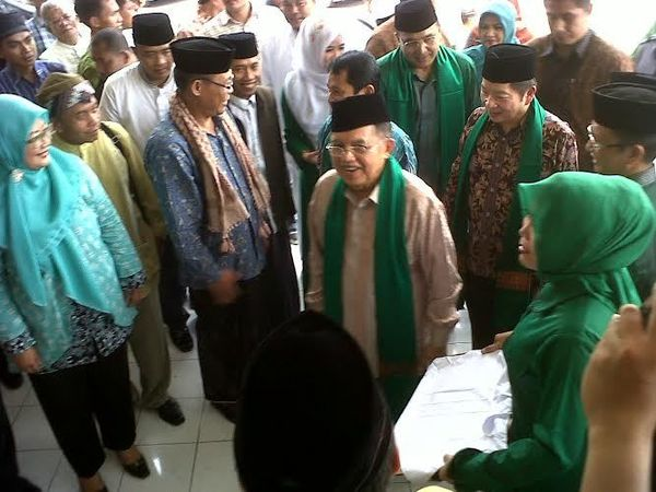 Ulama Tasik dan PPP Jabar Beri Sinyal Dukung JK Jadi Cawapres Jokowi