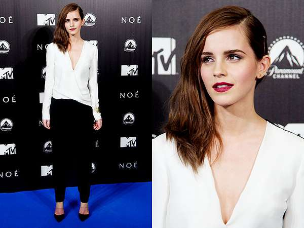 Emma Watson Makin <i>Hot</i>