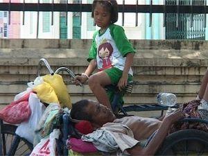 Selain Disekolahkan, Aisyah Juga Dijanjikan Rumah oleh Pemkot Medan