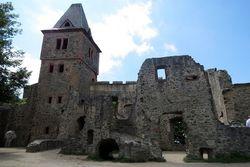Entah mitos atau kenyataan, terdapat sebuah istana di Jerman yang ...