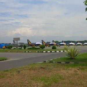 Runway Iswahyudi Diperbaiki, Pesawat Tempur Diungsikan ke Solo dan Medan