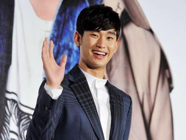 Senyum Ramah Kim Soo Hyun di <i>Fanmeeting</i> Taiwan