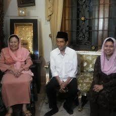 Keluarga Gus Dur Puji Safari Politik Jokowi