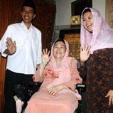 3 Sinyal Positif Dukungan Keluarga Gus Dur untuk Jokowi