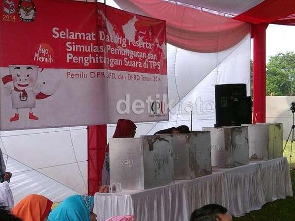 Dana Rp 1,3 T untuk Hansip di TPS Akan Cair Sepekan Lagi