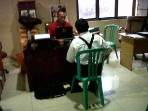 Diduga Kecewa tak Ikut Sidang, Pengacara di Manado Curi Palu Hakim