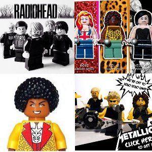 10 Musisi dalam Bentuk Lego (2)