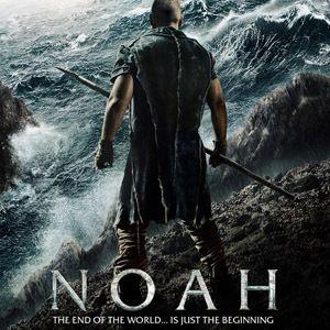 Russell Crowe dan Emma Watson Bangga Film Noah Menuai Kritik