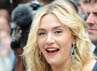 "Pesona Kate Winslet di Premiere ""Divergent"""