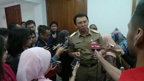 Mendadak Disambangi Jokowi di Kantornya, Ini Penjelasan Ahok