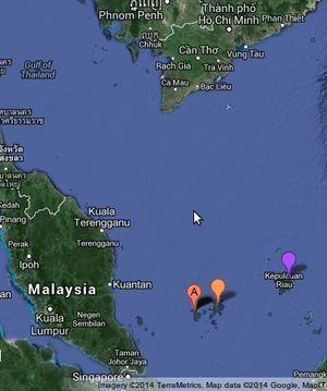 Kronologi Pembunuhan 2 Anggota TNI AL oleh Nelayan Thailand di Anambas
