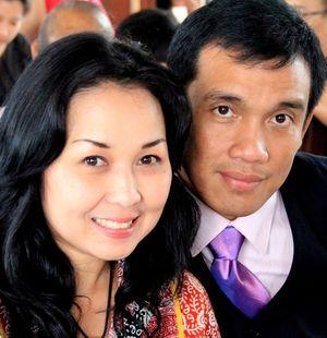 Terkena Tumor Otak, Mantan Suami Hakim Cantik Vica Natalia Meninggal Dunia