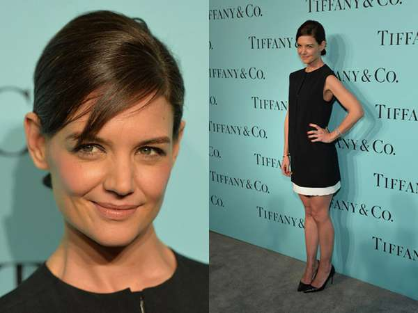 <i>Simple and Stylish</i> Katie Holmes