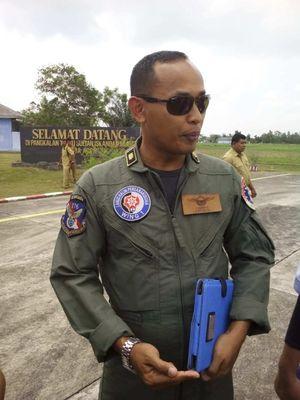 Bangganya Mayor Noto Jadi Pilot Pesawat Kepresidenan RI
