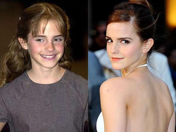 Si Cantik Emma Watson dari Masa ke Masa