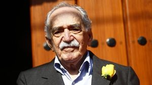 Novelis Peraih Nobel, Gabriel Garcia Marquez Tutup Usia