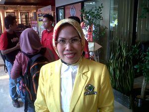 Mobil Mercy Disita, Ratu Tatu Datangi KPK untuk Klarifikasi