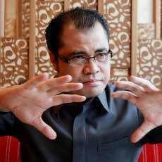 Janji Senator Aceng Fikri ke Warga Jabar