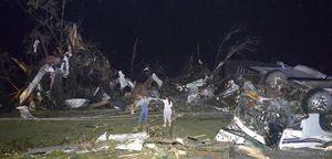 Korban Tewas Tornado di Arkansas dan Oklahoma Jadi 17 Orang