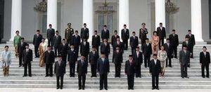 Setujukah Anda Kursi-kursi Menteri Diisi Para Profesional?