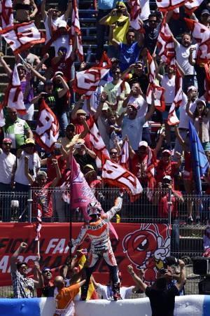 Marquez Merasa Sangat Oke di Jerez