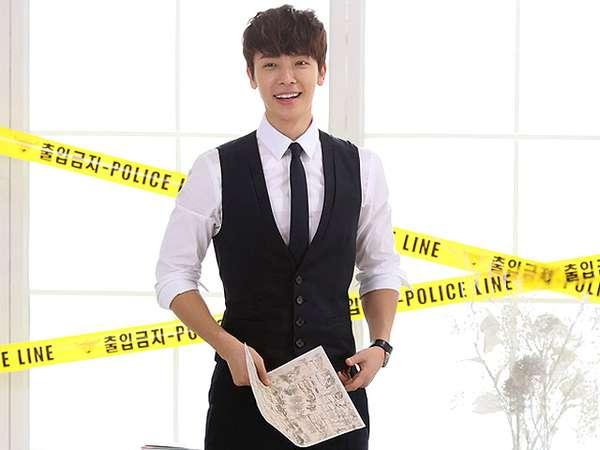 Mengintip Donghae SuJu Syuting Drama