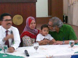 Sudah Sehat, Balita Iqbal Korban Penganiayaan Pulang ke Rumah