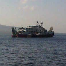 Penyeberangan Banyuwangi-Gilimanuk Normal, Kapal Terbakar Proses Evakuasi