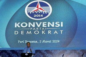 SBY Tiba di DPP Demokrat Jelang Pengumuman Hasil Konvensi
