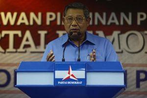 Ini Pidato Lengkap SBY Pasca Pengumuman Hasil Konvensi