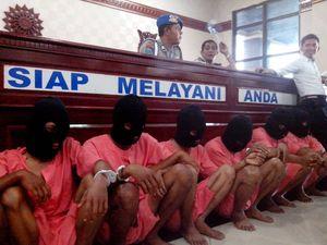 8 Tersangka Penembak Caleg di Aceh Diringkus, 2 di Antaranya Polisi