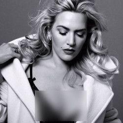 Kate Winslet Tampil Seksi di Majalah, Ungkap Kisah Pertemuan Pertama dengan Suami