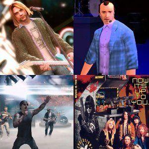 10 Musisi yang Eksis di Video Games (1)