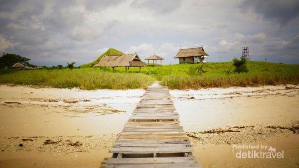 Tiba di Pulau Kenawa