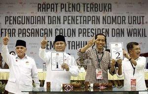 Jelang Debat Capres, Prabowo Relaksasi dengan Berkuda