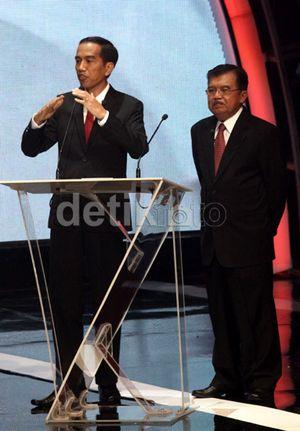 Gagasan dan Pengalaman Jadi Andalan Jokowi Hadapi Prabowo di Debat Besok