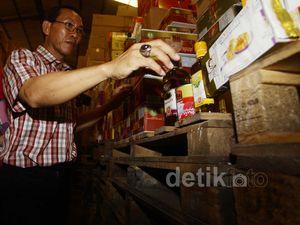 BPOM Sidak Gudang Makanan Jelang Ramadan