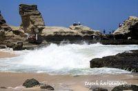 Ada Sphinx di Pantai Klayar, Pacitan