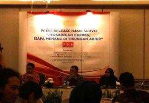 Survei PDB: Jujur Jadi Kriteria Utama Presiden Indonesia Mendatang