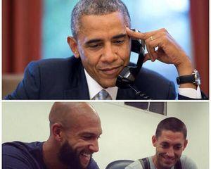 Telepon Timnas AS, Obama Sempat Minta Howard Cukur Jenggot
