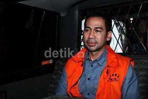 Wawan Diperiksa KPK Sebagai Tersangka Pengadaan Alkes di Banten