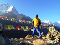 Dahsyatnya Pemandangan Gunung Everest