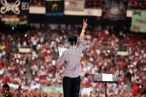 Relawan Jokowi-JK Gelar Doa Bersama untuk Pilpres Tanpa Kecurangan