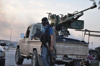 Militan Sunni ISIL Kuasai Pabrik Senjata Kimia Era Saddam Hussein