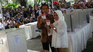 Soal Politik Uang, Jokowi: Itu Menodai Kegembiraan Politik