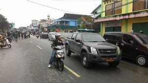2 Kelompok Bersenjata Tajam di Samarinda Nyaris Bentrok, Polisi Siaga