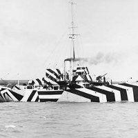 Ilusi Optik di Kapal Perang Dunia I