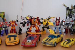 Yuk, Kenali Robot Transformers Favoritmu!