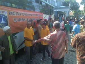 Pengemis Jalanan yang Sudah Dipulangkan, Balik ke Jakarta Bisa Dipidana